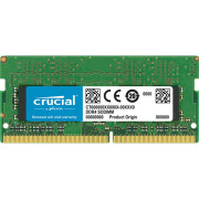 Memoria Crucial 8GB DDR4 2400MHz SODIMM CL17 1.2V