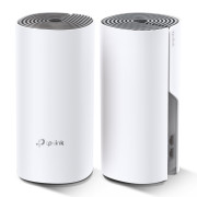 Sistema Wi-Fi TP-Link AC1200 Whole Home Mesh Wi-Fi Deco E4 (pack 2)