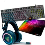 Fantech RGB Gaming Kit Bronze