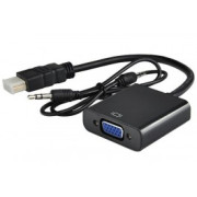 Adaptador Gembird HDMI-M P/ VGA-F  A-HDMI-VGA-03 - ONBIT