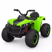 Moto 4 Elétrica ATV 4x2 Velocity Bateria 12v Verde