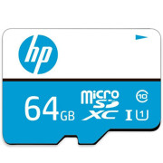 Cartão Micro SDXC 64GB HP UHS-I mx310