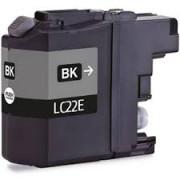 Tinteiro Brother Compatível LC22E XL Preto