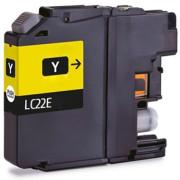 Tinteiro Brother Compatível LC22E XL Amarelo