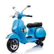 Scooter Elétrica Vespa Piaggio PX150 12v Azul