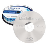 BD-R 50GB 6X MEDIARANGE BLU-RAY - Pack 10   - ONBIT