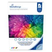 Papel Fotográfico A4 105g Matte MediaRange (100 folhas)