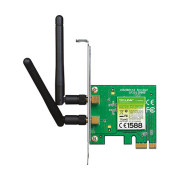 Adaptador PCI Wireless N TP-Link de 300 Mbps TL-WN881ND