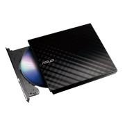 Gravador DVD /-RW ASUS Externo SDRW-08D2S-U LITE/BLK/G/AS Preta
