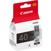 Tinteiro Canon PG-40 Preto Original (0615B001)