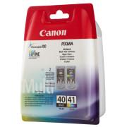 Conjunto 2 Tinteiros Canon PG-40 + CL-41 Original