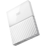 "Disco Externo 2.5"" Western Digital My Passport 1TB - USB 3.0 Branco"