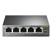 Switch 5 Portas TP-Link 10/100 TL-SF1005P PoE