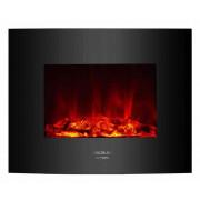 Lareira Elétrica Decorativa de Parede Cecotec Ready Warm 2600 Curved Flames
