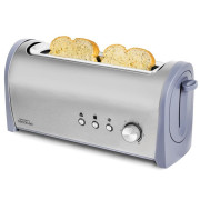 Torradeira Cecotec Steel&Toast 1L 1000w