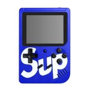 Consola Portátil Clássica 400 Jogos Sup Game Box Azul