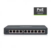 Switch 8 Portas Amiko 10/100/1000 Gigabit LS-RT812 PoE