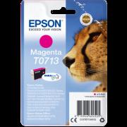 Tinteiro Epson T0713 Magenta Original Série Chita (C13T07134012)