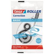 Corrector de Fita Tesa Basic Roller 5 metros x 8mm