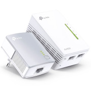 Powerline TP-Link 300Mbps AV600 WiFi Extender TL-WPA4221 Kit