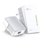 Powerline TP-Link 300Mbps AV600 WiFi Extender Starter Kit TL-WPA4220KIT