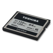 Toshiba Exceria Compact Flash 64GB - 1000x - 150mb/s  CF064GTGI(8 - ONBIT