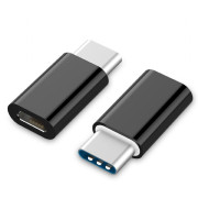 Adaptador Gembird USB Type-C p/ Micro USB