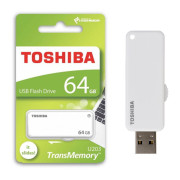 Toshiba Pendrive 64GB White U203