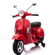 Scooter Elétrica Vespa Piaggio PX150 12v Vermelha