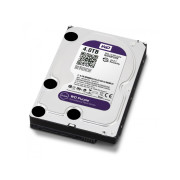 Disco Rígido Western Digital Purple 4TB 3.5´ 64MB Cache (WD40PURX)