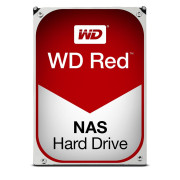 Disco Rígido Western Digital RED 4TB 3.5´ 64MB NASware (WD40EFRX)