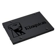 Disco SSD Kingston 2.5´ 120GB A400 SATA III (SA400S37/120G)