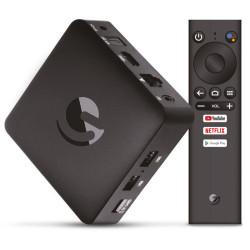 Box Engel EN1015K - Android TV - 4K