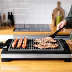 Grelhador Cecotec Tasty&Grill 2000 Inox LineStone