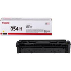 Toner Canon Original 054H Amarelo (3025C002)