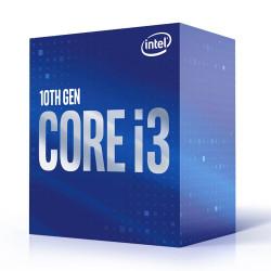 Processador Intel Core i3 10100F 4-Core (3.6GHz-4.3GHz) 6MB Skt 1200