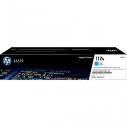 Toner HP LaserJet Original 117A Azul (W2071A)