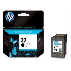 Tinteiro HP 27 Original Preto (C8727AE)