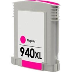 Tinteiro HP 940XL Magenta Compatível (C4908AE)