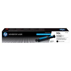 Kit de recarga de toner HP Neverstop Laser Original 143A Preto