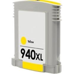 Tinteiro HP 940XL Amarelo Compatível (C4909AE)