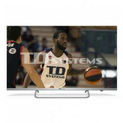 "Televisão TD Systems K43DLX11US SmartTV 43"" LED 4K UHD Android TV"