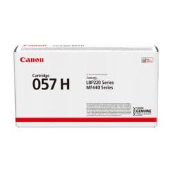 Toner Canon Original 057H Preto (3010C002)