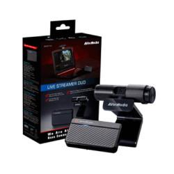 Kit Youtuber Avermedia Live Streamer Duo