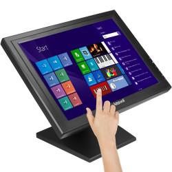 """Monitor 17"""" Iggual MTL17B LCD Táctil SXGA USB"""