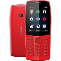 Telefone Nokia 210 Vermelho