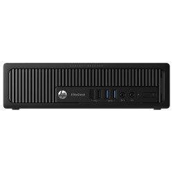 Computador Recondicionado HP EliteDesk 800 G1, i5-4570s, 4GB, 500GB, DVD, Windows 7 Pro