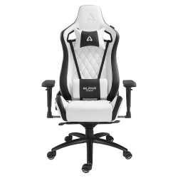 Cadeira Alpha Gamer Polaris Office Branca
