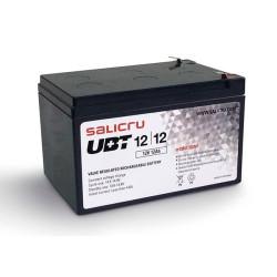 Bateria 12V 12Ah AC Salicru para Carros Eléctricos