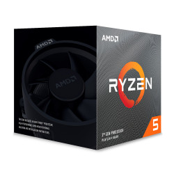 Processador AMD Ryzen 5 3600XT Hexa-Core 3.8GHz c/ Turbo 4.5GHz 35MB Sk AM4